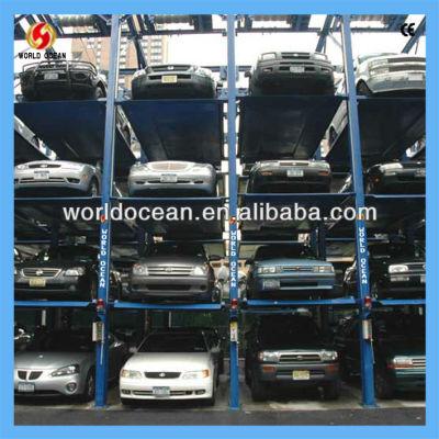 Parking system/ Quad Vehicle Storage-WP4-3P