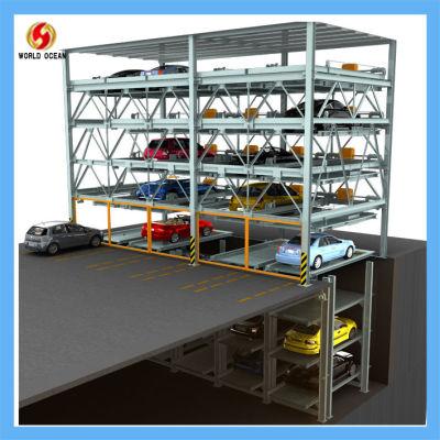 Parking System Vertical Parking equipment WOWPSH