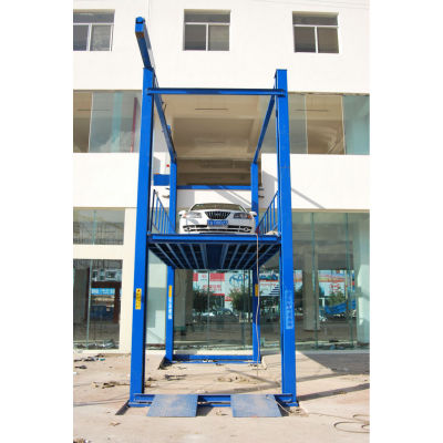 Best selling customize goods cars lifting mezzanine floor elevator