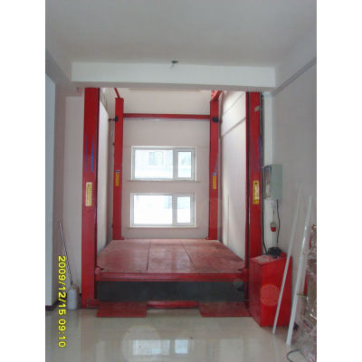 Hydraulic High Speed Cargos Elevator, Floor to Floor Lift with CE