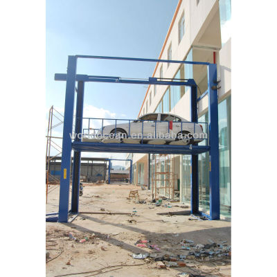 6600lbs home hydraulic lift elevator for car and cargo