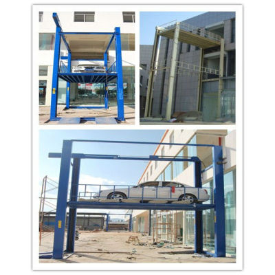 Multifunctional cargos/cars outdoor lifting elevator