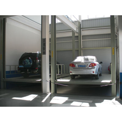2013 New product Home use Car lifting elevator