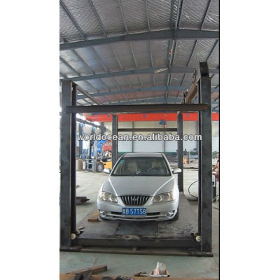 car lift platform, hydraulic cargo lift for car and cargo