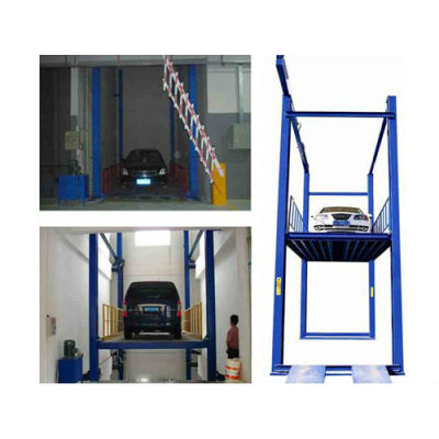 2013 new product- hydraulic car lift platform 3000kgs