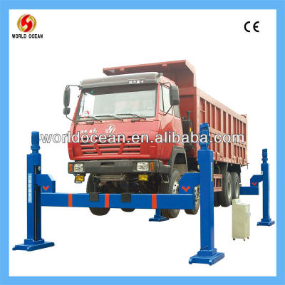 WOW40-4B heavy duty movable truck lift