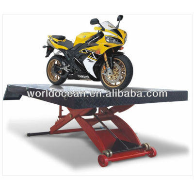 Motorcycle lifter, air Motorcycle Lift Table WMT500