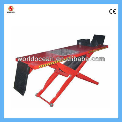 0.4TON Motorcycle lifter table WMT-C
