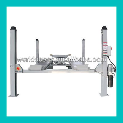 Hot product 4 Post Hydraulic Wheel Alignment lift WF4000