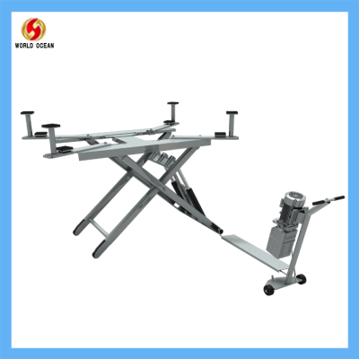 Mobile scissor car lift  mini lift 2.7T/1230mm
