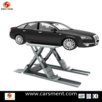 New Product for 2013 Mid- rise hydraulic scissor car lift