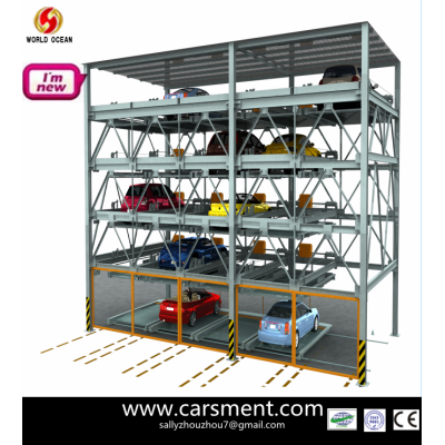 2013 Hot Sale UDS  Multi-level Parking System