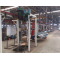 mobile hydraulic single post car lift 2T(4400lbs)