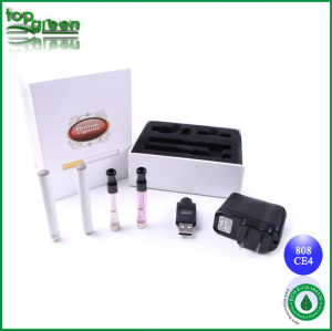Topgreeen Mini E-cigarette 808 Kit Nano
