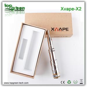 2013 nouveau design mod e cig Xvape-X2 mécanique vamo v3