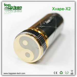 Nouvelle batterie électrique cigarettes Xvape-X2 e cigarrete mod