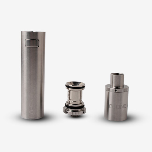 XVAPE V-ONE2.0 2 in 1 e-rig concentrate vaporizer with bubbler