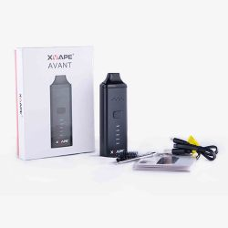 XVAPE AVANT DRY HERB VAPORIZER,fast heating, the handsize vaporizer with ceramic mouthpiece and filter