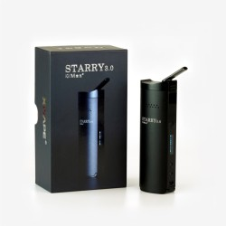 XMAX STARRY 3.0 2-IN-1 VAPORIZER FOR DRY HERB AND WAX with Vibration alert