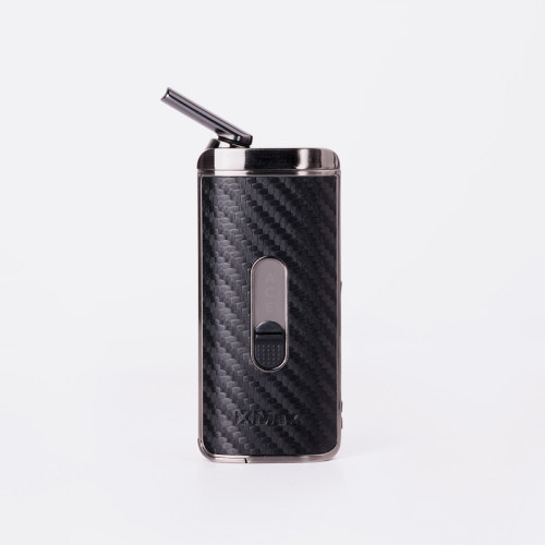 XMAX ACE dry herb and concentrate VAPORIZER with one-click cleaning function and 100% isolated airflow