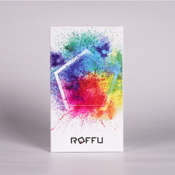 ROFFU VAPORIZER FOR DRY HERB AND WAX