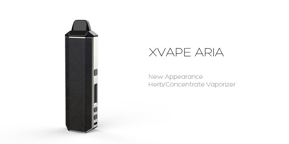 XVAPE ARIA New Appearance