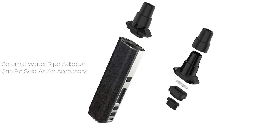 XVAPE ARIA Ceramic Water Pipe Adaptor Can Be Sold As An Accessory