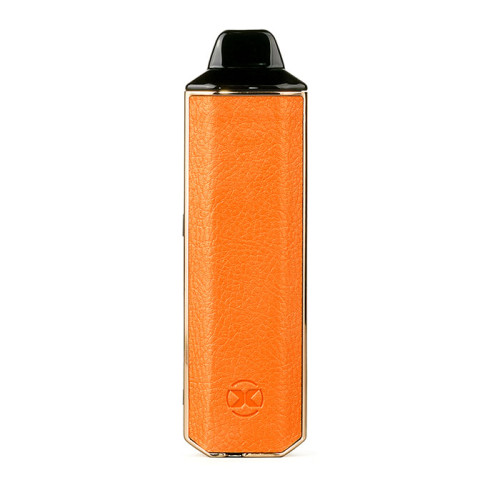 XVAPE ARIA in Atomic Orange Premium dry herb and concentrate VAPORIZER limited edition