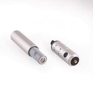 XMax V2 pro silver herbal vaporizer
