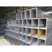 Welded Black Square Steel Pipe
