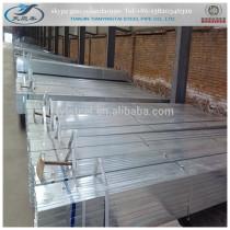 GI square steel tube made in china