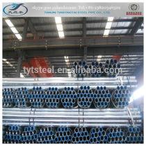 pre galvanized erw pipe low carbon