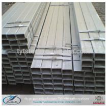 pre galvanized RHS steel tube SHS tube