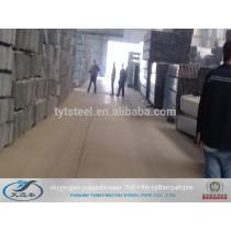 GI rectangular tube made in china