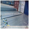 rhs hot dip galvanized steel tube for greenhouse
