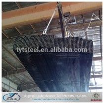 structural steel in factory