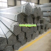 High quality!!TYT ERW galvanized /hot diped steel Round pipe!!
