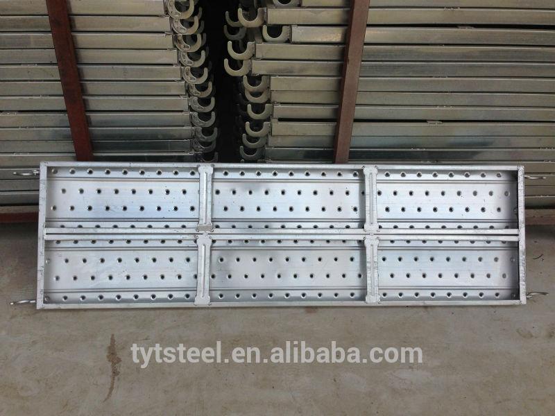 Steel Scaffold Planks : Steel scaffold plank with hook buy metal