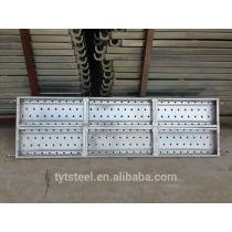 steel scaffold plank with hook