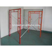 main frame scaffolding system