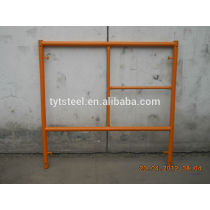 scaffolding end frame for construction