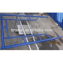 1219*1700 OEM steel scaffolding frames