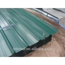 colored corrugated Roofing Steel tile
