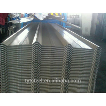 corrugated metal roof tiles