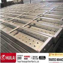 BEST!Tianyingtai pre galvanized scaffolding walking steel plank!