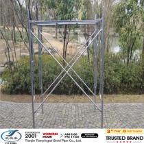 Hot sales!Galvanized Scaffolding Shoring Frame Systems