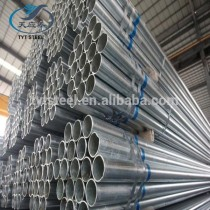 Galvanized Steel Pipe /Tube with Blue Band
