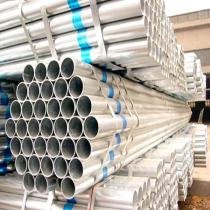 BS1387 Hot dip galvanized water pipe/tube