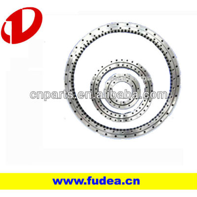 Excavator slew bearing,Single-row ball slewing ring