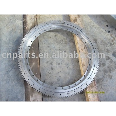Excavator slew bearing for Single-row ball(HS Series)